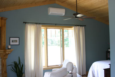 Ductless System - Residential Installation